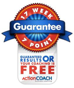 17 week guarantee