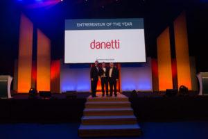 Business Awards Danetti