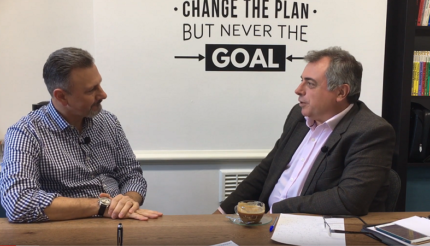 Andreas Nest Talking Business with Robert Bentley