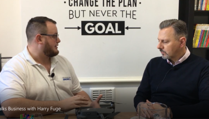 Andreas Nest Talks Business with Harry Fuge