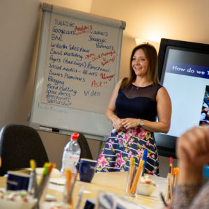 Lisa Chaffey Harnessing talent: Firm Builder Rob introduces star employee coach