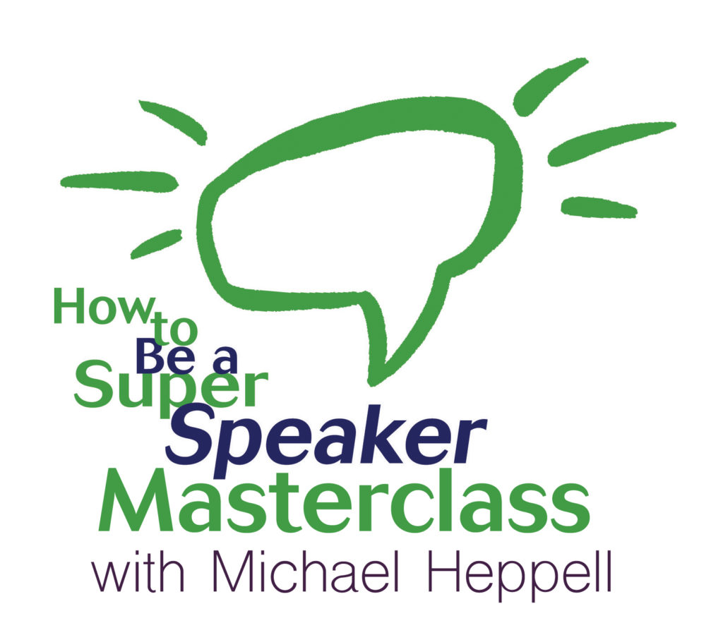 How to be a super speaker