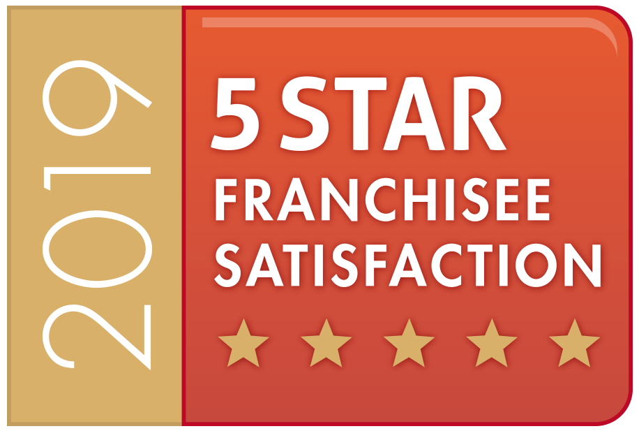 2019 5 Star Franchise Satisfaction