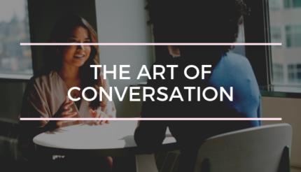 the art of conversation jonathan keable