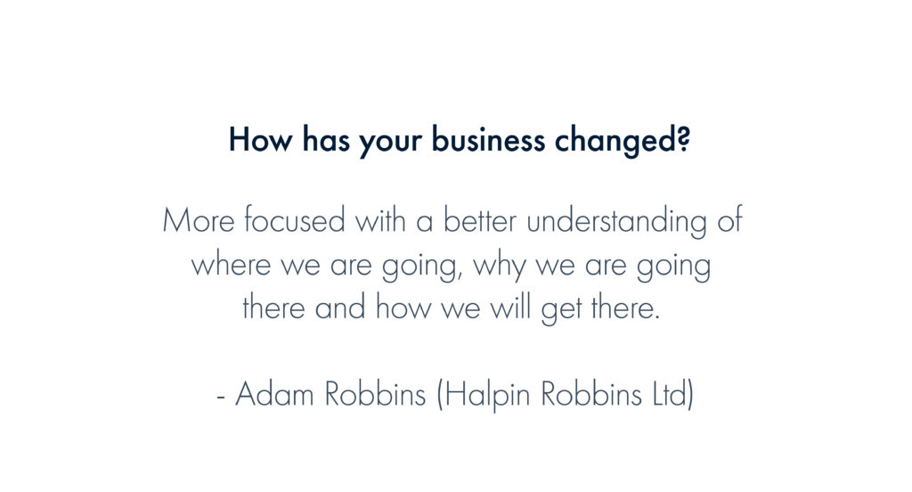 How has your business changed ActionCOACH