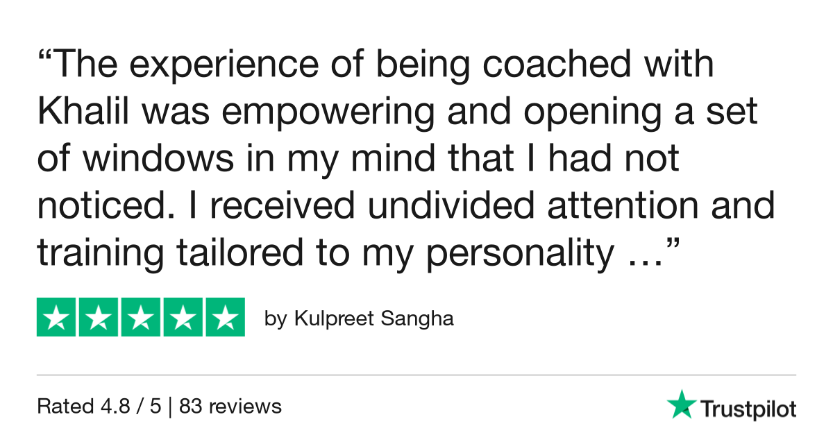 Business coaching experience - ActionCOACH Review