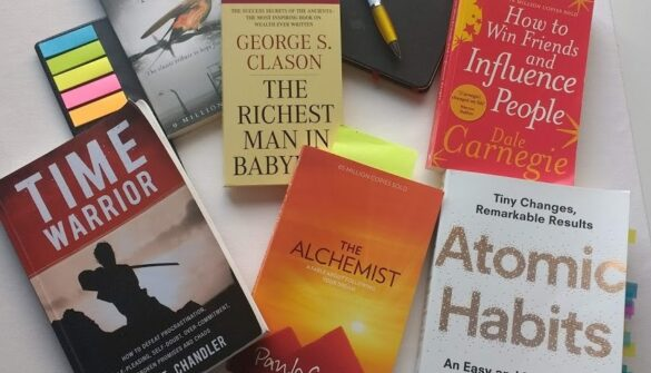 Seletion of Business books
