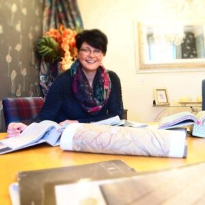 Sarah Clark, owner Interiors Nine to Eleven
