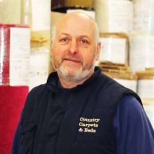 Chris Dyson, Country Carpets and bds